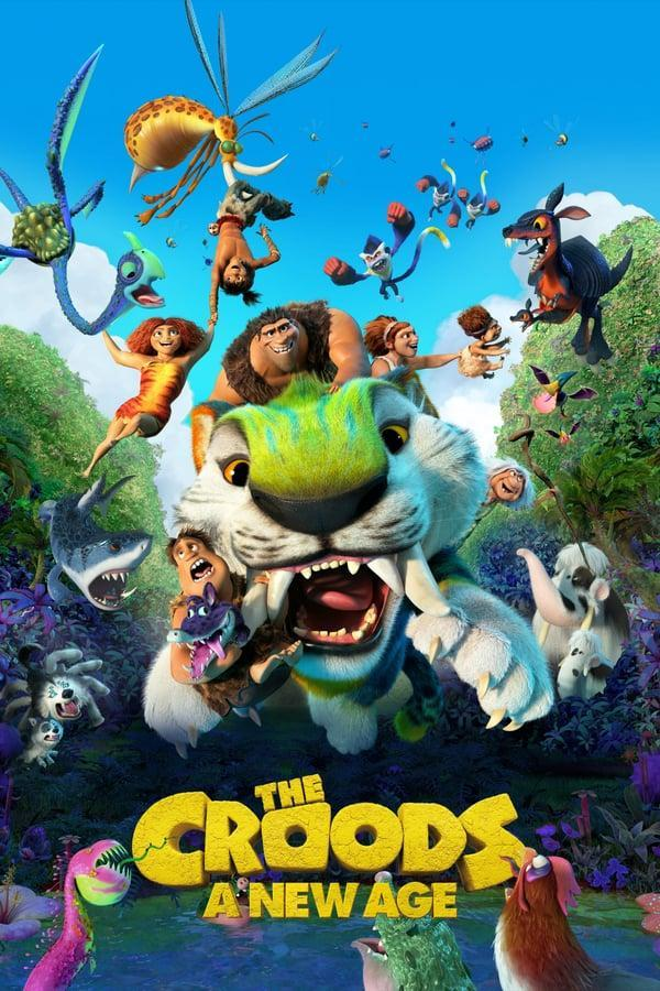 Descargar LOS CROODS UNA NUEVA ERA (2020) 720P [BLURAY SCREENER 720P X264 MKV][CASTELLANO]  torrent gratis